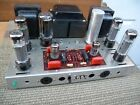 Dynaco st-70 stereo tube power amp with home made w/tested is in 100% worked con