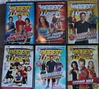 6 The Biggest Loser workout DVD lot Bob Harper Cardio Max Weight loss power walk
