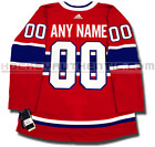MONTREAL CANADIENS ANY NAME & NUMBER ADIDAS ADIZERO HOME JERSEY AUTHENTIC PRO