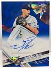 2017 Topps Chrome Baseball Complete Set Sapphire Edition Cards 20