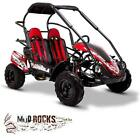 MudRocks Trail Blazer Off Road Junior Buggy Red