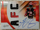 2011 Absolute AJ Green Rookie Auto Jersey Ball 47 RC Bengals
