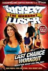 USED DVD FITNESS The Biggest Loser Last Chance Workout JILLIAN MICHAELS