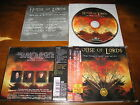 House of Lords / The Power And The Myth JAPAN+1 James Christian OOP!!!!! B5