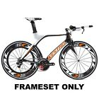 Kestrel 2012 4000 LTD 55CM TT Triathlon Race Bike Carbon Frame Set ONLY