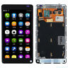 A+ Black For Nokia N9 Touch Screen Panel Digitizer Glass & LCD Display Assembly