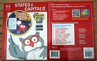 Twin Sisters States and Capitals multimedia workbook stories songs puzzles games