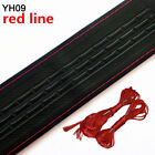 37 To 38cm Diy Leather Steering Wheel Cover With Needles And Thread Universal