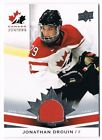 2014 Upper Deck Team Canada Juniors Hockey Cards 21