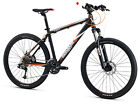Mongoose TYAX Expert Men's Mountain Bike, Grey Orange
