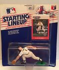 Starting Lineup ALAN TRAMMELL #3 Tigers MLB Figure & Card NEW Kenner 1988