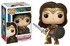 Ultimate Funko Pop Wonder Woman Figures Checklist and Gallery 17