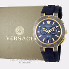 Authentic Men's Versace V-Extreme Pro Dual Stainless Steel  Watch VCN010017