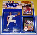 1990 ANDRES GALARRAGA Montreal Expos Wash National Rookie Starting Lineup + 1986