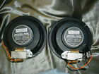 Pair Altec 8 Coaxial Duplex Spkrs Model 409 16T with Transformers Parts Repair