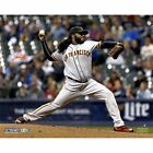 Johnny Cueto Signed San Francisco Giants Pitching 16x20 Photo