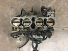 04-06 Yamaha YZF R1 Engine Motor 05 throttle body bodies injectors TPS