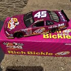 Action 1:24 #45 RICH BICKLE 1999 DIECAST PONTIAC LUCK DOG CAR