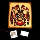 Handcrafted Wood Puzzle Artwork Native American Seattle WA The Vermonters