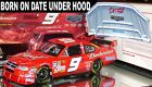 KASEY KAHNE 2008 BUDWEISER BORN ON DATE 1 24 SCALE ACTION NASCAR DIECAST