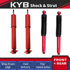 KYB MONOMAX 4X FRONT&REAR Monotube truck shocks For 1985-1987 TOYOTA PICKUP Base