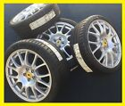 NEW 19 FERRARI 360 MODENA STRADALE CHALLENGE WHEELS MICHELIN 4S TIRES F430 RIMS