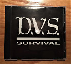 D.V.S. - Survival (Ultra Rare Indie CD 1994 Pressing) Melodic Rock / Metal