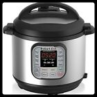 Instant Pot 6 Qt 7-in-1 Multi-Use Programmable Pressure Cooker Slow Cooker NEW