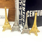 Table Statue Figurine Paris Eiffel Tower Home Office Christmas Gift Decoration