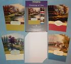 Box of 12 Thinking of You Cards by Thomas Kinkade DaySpring 51729 New