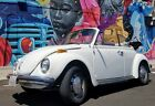 1979 Volkswagen Beetle Classic Black canvas top 1979 VW beetle convertible rare 1979 bug Karmann fuel injection REBUILT ENGINE