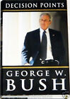GEORGE W BUSH HAND SIGNED AUTOGRAPHED DECISION POINTS 1ST EDITION BOOK W COA