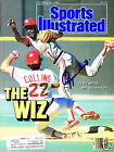 ST LOUIS CARDINALS OZZIE SMITH HAND SIGNED AUTOGRAPHED SPORTS ILLUSTRATED W COA!