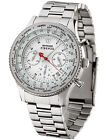 DeTomaso Firenze Stainless Chrono Men's Sport's Watch FREE SHIP