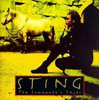 DISC ONLY * / CD /  Sting ‎– Ten Summoner's Tales DISC ONLY #73A