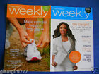 Weight Watchers Weeklies December 4 10 2011 and April 8 14 2012