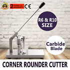 Corner Rounder Cutter R10 Large Punch PVC Paper 30mm118