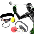 Boxing Punch Exercise Fight Ball With Head Band For Reflex Speed Training Box