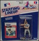 Starting Lineup (Line Up) 1988 Jim Presley Seattle Mariners Figure [Toy] [Toy]