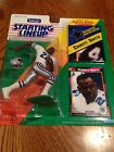 1992 Emmitt Smith #22 Starting Lineup With Card Dallas Cowboys $$