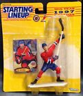 1997 SLU Starting Lineup Mark Recchi Figure MOC Montreal Canadiens Kenner NHL
