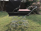 Vintage Silver Cross Baby Carriage