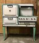 The Estate Stove Co Gorgeous Antique Gas Cook Stove Fresh Air Oven 1920s