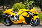 Yellow w/ Black Fairing Injection for 2008-2016 Suzuki GSXR 1300 Hayabusa 08-16