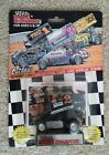 RACING CHAMPIONS 1993 ANDY HILLENBURG #2 SPRINT CAR w/CARD & STAND 1:64 DIECAST