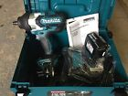 Makita DTW1002RTJ 18v 5.0Ah li-ion cordless impact Wrench LXT Brushless RRP£450