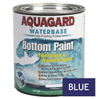 Aquagard Waterbased Anti Fouling Bottom Paint 1Qt Blue