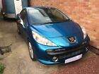 LARGER PHOTOS: Peugeot 207 cc sport convertible