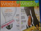 WEIGHT WATCHERS Weekly September 2 8  2012 and September 16 22 2012