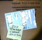 2015 TOPPS STAR WARS CHROME PERSPECTIVES JEDI VS SITH CASE FACTORY SEALED 12 BOX